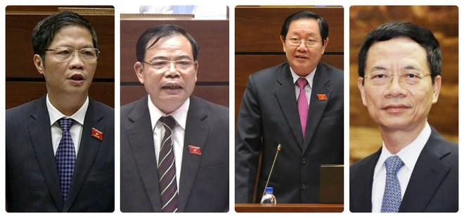 Chốt danh sách 4 Tư lệnh ngành tham gia trả lời chất vấn tại kỳ họp thứ 8 của Quốc hội - Ảnh 1.