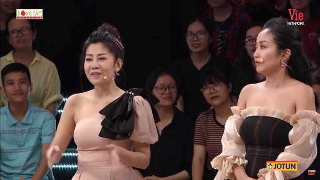 Mây Trắng bất ngờ tái hợp sau 12 năm, MC Quyền Linh nói: Yến Trang hồi đó nổi hơn tôi - Ảnh 4.