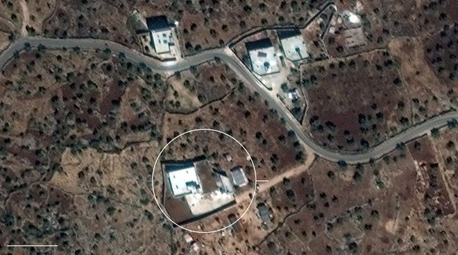 Cận cảnh địa điểm lẩn trốn không ai ngờ tới của trùm IS al-Baghdadi trước lúc bị tiêu diệt - Ảnh 2.