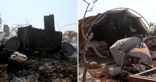 Cận cảnh địa điểm lẩn trốn không ai ngờ tới của trùm IS al-Baghdadi trước lúc bị tiêu diệt - Ảnh 7.