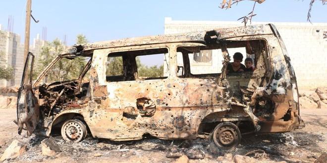 Cận cảnh địa điểm lẩn trốn không ai ngờ tới của trùm IS al-Baghdadi trước lúc bị tiêu diệt - Ảnh 8.