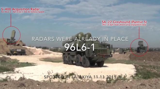 S-400 Nga ở Syria để sổng hàng loạt mục tiêu lạ - Một chuyện rất lớn vừa xảy ra? - Ảnh 3.