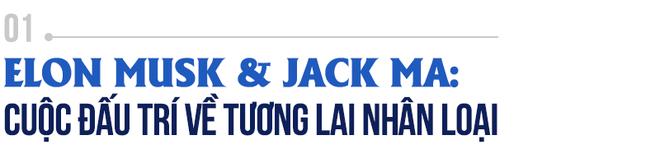 Jack Ma lên tiếng: Đánh bại tỷ phú Mỹ bằng câu nói vô cùng thâm thúy, đó là gì? - Ảnh 1.