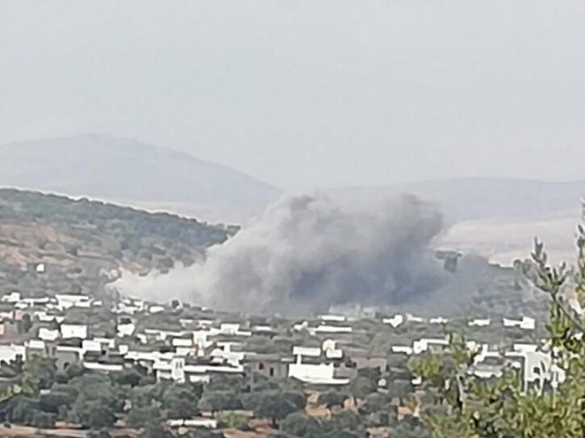 CẬP NHẬT: Tình huống khẩn cấp, QĐ Nga bất ngờ bị tấn công ở Syria - Báo động đỏ - Ảnh 20.