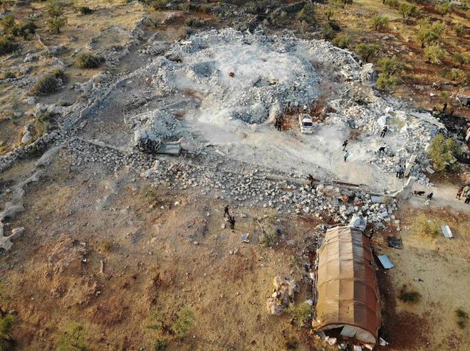 Căn cứ quân sự Mỹ bị tấn công tên lửa - Lầu Năm Góc đe dọa đánh cả Nga nếu dám tiếp cận các mỏ dầu ở Syria - Ảnh 13.