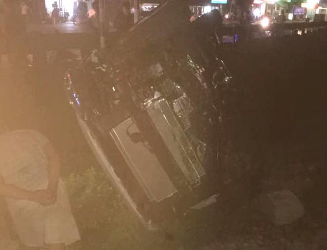 Phó Bí thư huyện ủy lái ô tô bị tàu hoả tông tử vong - Ảnh 2.