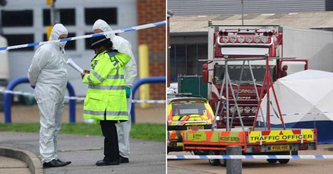 Ba câu hỏi lớn vụ 39 thi thể trong container ở Anh - ảnh 4