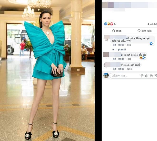 Hồ Ngọc Hà nối gót Phượng Chanel photoshop quá lố đến mất luôn đầu gối gân guốc - Ảnh 5.
