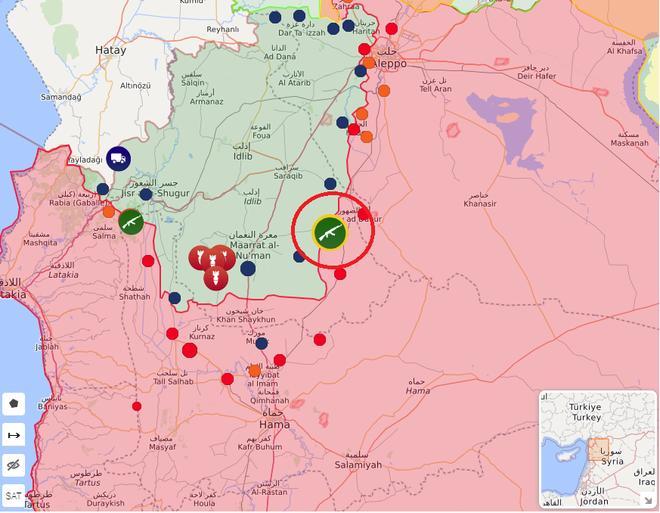 Căn cứ quân sự Mỹ bị tấn công tên lửa - Lầu Năm Góc đe dọa đánh cả Nga nếu dám tiếp cận các mỏ dầu ở Syria - Ảnh 6.