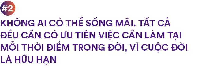 Doanh nhân Nguyễn Phi Vân: Cuộc sống có mục đích và ý nghĩa đều bắt đầu từ những việc nhỏ - Ảnh 4.