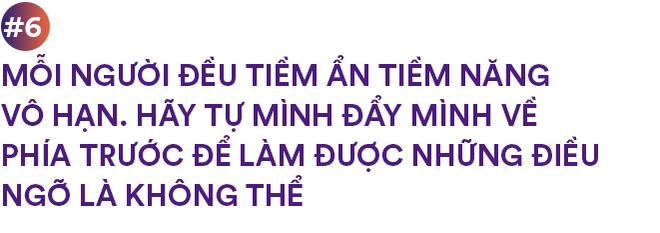 Doanh nhân Nguyễn Phi Vân: Cuộc sống có mục đích và ý nghĩa đều bắt đầu từ những việc nhỏ - Ảnh 9.