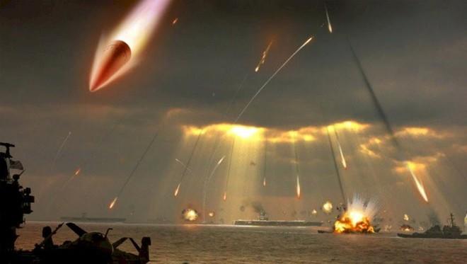 TQLC Mỹ chỉ thẳng mặt Trung Quốc là địch: Bỏ Trung Đông, khuấy tung Thái Bình Dương? - Ảnh 2.