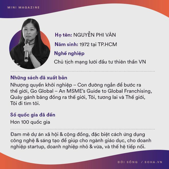 Doanh nhân Nguyễn Phi Vân: Cuộc sống có mục đích và ý nghĩa đều bắt đầu từ những việc nhỏ - Ảnh 1.