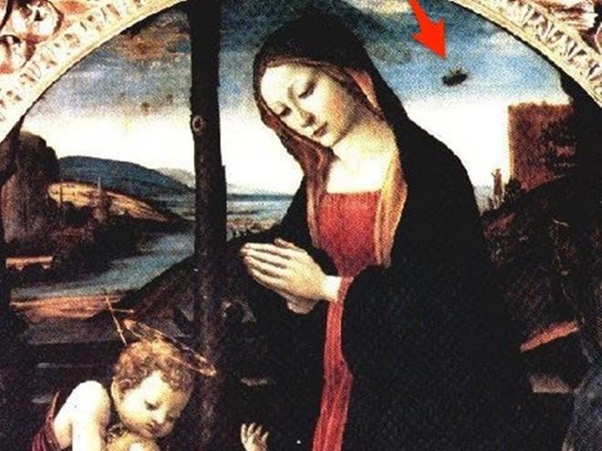 Bí ẩn thông điệp được ẩn giấu trong các bức tranh cổ nổi tiếng - Ảnh 2.
