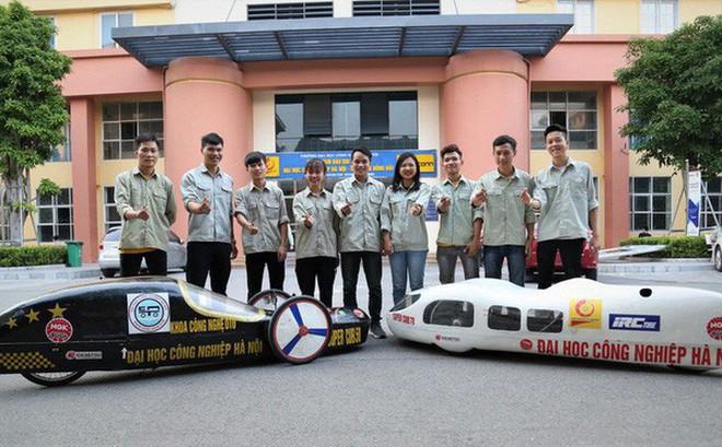 """Tự hào chiếc xe """"Made in Việt Nam"""", chạy hơn 1.000 km chỉ tốn một lít xăng"""
