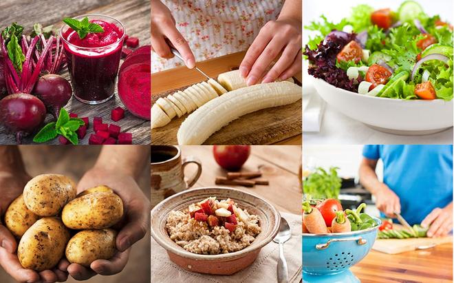 7 thực phẩm người cao huyết áp nên ăn - Ảnh 1.