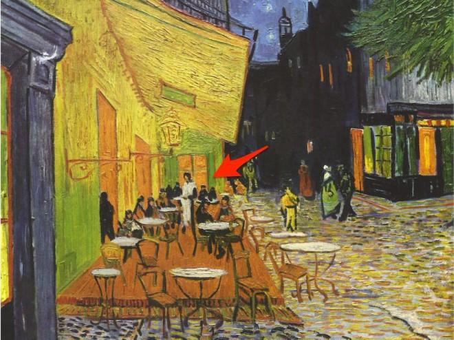 Bí ẩn thông điệp được ẩn giấu trong các bức tranh cổ nổi tiếng - Ảnh 6.