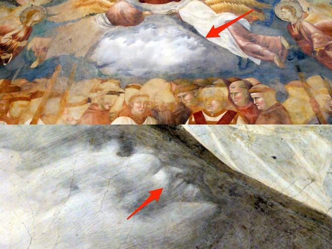 Bí ẩn thông điệp được ẩn giấu trong các bức tranh cổ nổi tiếng - Ảnh 10.