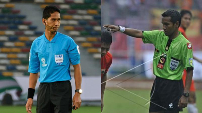 Trước ngày cử người sang cứu V.League, Malaysia cũng lao đao vì còi méo của trọng tài - Ảnh 1.