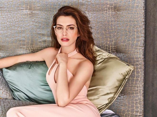 Nhan sắc nóng bỏng của nữ thần sắc đẹp đương đại Hollywood Anne Hathaway - ảnh 9