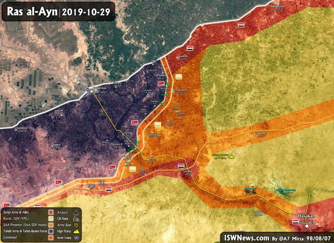 CẬP NHẬT: Tình huống khẩn cấp, QĐ Nga bất ngờ bị tấn công ở Syria - Báo động đỏ - Ảnh 16.