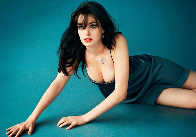 Nhan sắc nóng bỏng của nữ thần sắc đẹp đương đại Hollywood Anne Hathaway - ảnh 5