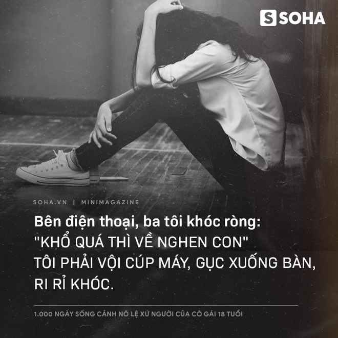 1.000 ngày sống cảnh nô lệ xứ người của cô gái 18 tuổi: Về đây đói khổ có ba, ba xin tiền anh Hai cho con về Việt Nam - Ảnh 3.