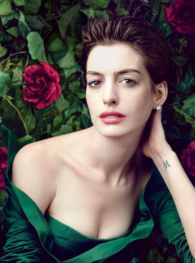Nhan sắc nóng bỏng của nữ thần sắc đẹp đương đại Hollywood Anne Hathaway - ảnh 15