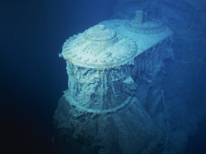 Chiêm ngưỡng lại vẻ đẹp của tàu Titanic trước khi nó biến mất hoàn toàn - Ảnh 2.