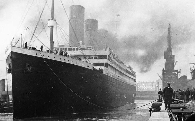 Chiêm ngưỡng lại vẻ đẹp của tàu Titanic trước khi nó biến mất hoàn toàn