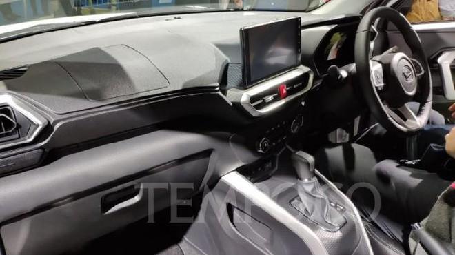Thông tin chi tiết về chiếc xe SUV giá rẻ nhất của Toyota sắp ra mắt - Ảnh 4.
