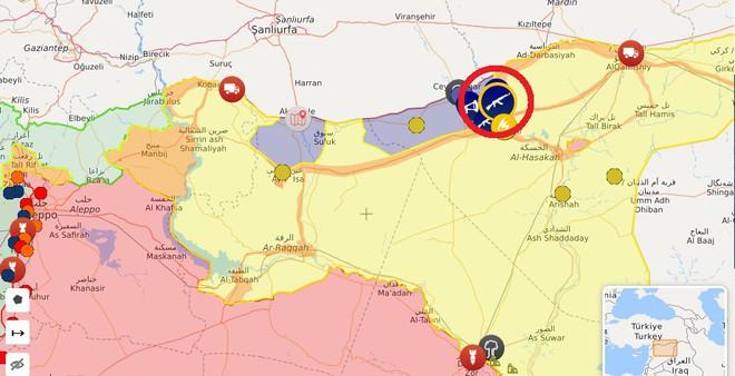 CẬP NHẬT: Tình huống khẩn cấp, QĐ Nga bất ngờ bị tấn công ở Syria - Báo động đỏ - Ảnh 3.