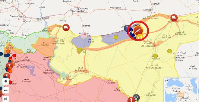 CẬP NHẬT: Tình huống khẩn cấp, QĐ Nga bất ngờ bị tấn công ở Syria - Báo động đỏ - Ảnh 1.