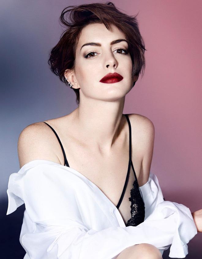 Nhan sắc nóng bỏng của nữ thần sắc đẹp đương đại Hollywood Anne Hathaway - ảnh 12