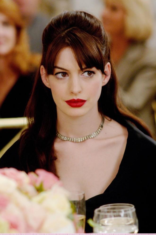 Nhan sắc nóng bỏng của nữ thần sắc đẹp đương đại Hollywood Anne Hathaway - ảnh 6