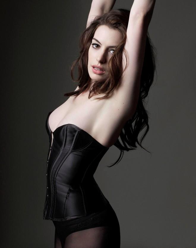 Nhan sắc nóng bỏng của nữ thần sắc đẹp đương đại Hollywood Anne Hathaway - ảnh 13