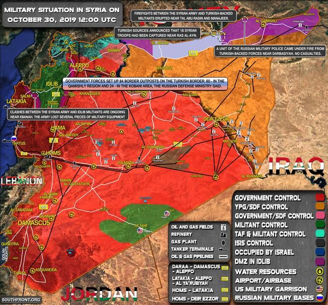 CẬP NHẬT: Tình huống khẩn cấp, QĐ Nga bất ngờ bị tấn công ở Syria - Báo động đỏ - Ảnh 5.