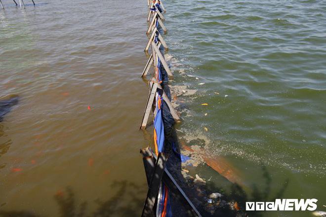 Bộ trưởng Trần Hồng Hà: Cần đánh giá lại việc thí điểm làm sạch nước sông Tô Lịch và Hồ Tây - Ảnh 2.
