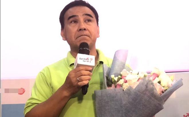 MC Quyền Linh rưng rưng nước mắt: Chương trình Bạn muốn hẹn hò có thể thay tôi bằng một MC khác