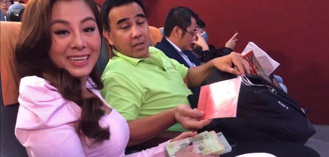 Quyền Linh đưa Nam Thư cả cọc tiền trăm triệu, tiết lộ siêu dự án bất động sản và bí mật 5 tỷ - Ảnh 5.