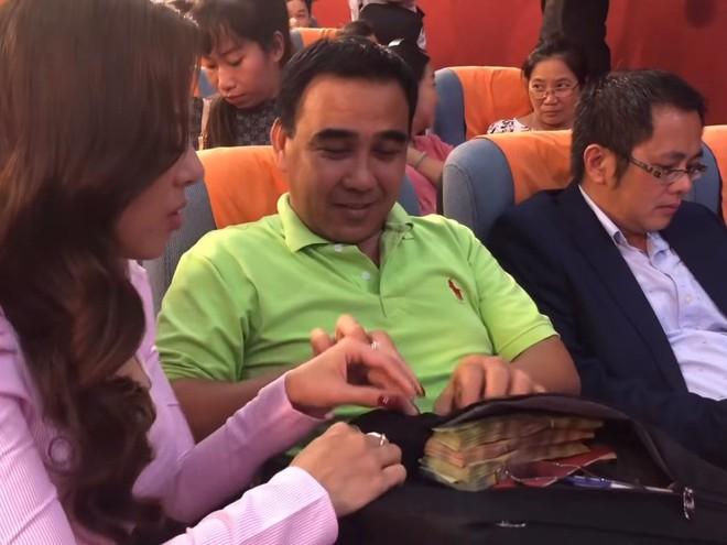 Quyền Linh đưa Nam Thư cả cọc tiền trăm triệu, tiết lộ siêu dự án bất động sản và bí mật 5 tỷ - Ảnh 6.