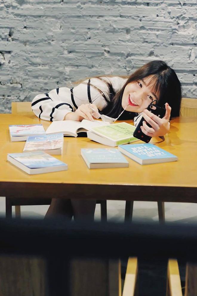 Nữ sinh sư phạm Văn xinh như hoa: Học sinh toàn gọi bằng chị, từng giúp em chậm hiểu đạt kì tích - ảnh 11