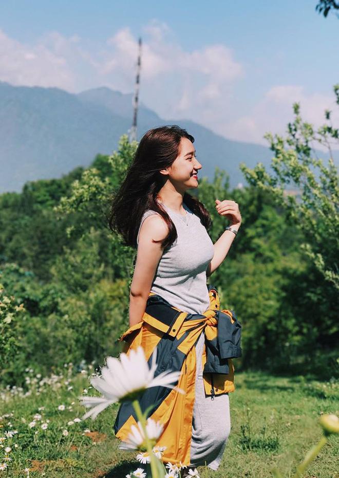 Nữ sinh sư phạm Văn xinh như hoa: Học sinh toàn gọi bằng chị, từng giúp em chậm hiểu đạt kì tích - ảnh 8