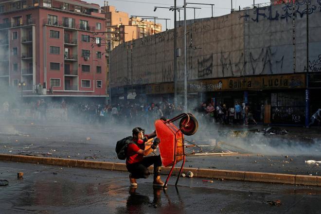 24h qua ảnh: Nông dân Trung Quốc vào mùa thu hoạch ớt - ảnh 1