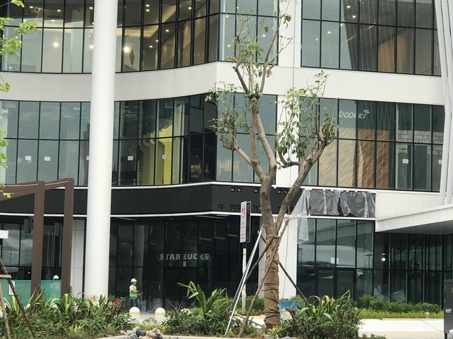 Sắp đi vào hoạt động, Aeon Mall Hà Đông hiện ra sao? - Ảnh 5.