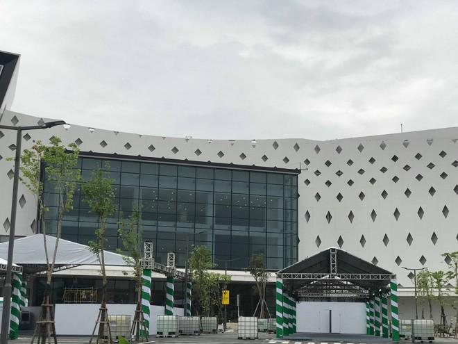Sắp đi vào hoạt động, Aeon Mall Hà Đông hiện ra sao? - Ảnh 2.