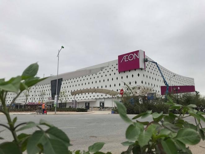 Sắp đi vào hoạt động, Aeon Mall Hà Đông hiện ra sao? - Ảnh 1.