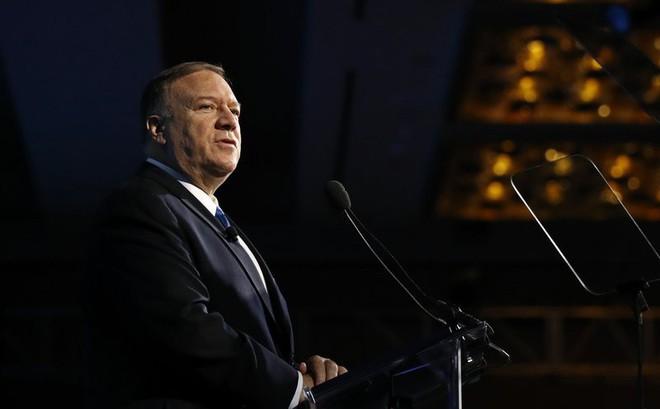 Ngoại trưởng Pompeo: Mỹ đã do dự và hành động quá ít so với khả năng khi TQ đe dọa Việt Nam trên Biển Đông