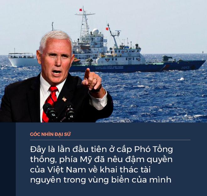 Bài phát biểu của Phó Tổng thống Mỹ và thông điệp với Trung Quốc: Đã lùi xa giấc mơ soán ngôi Mỹ - Ảnh 2.