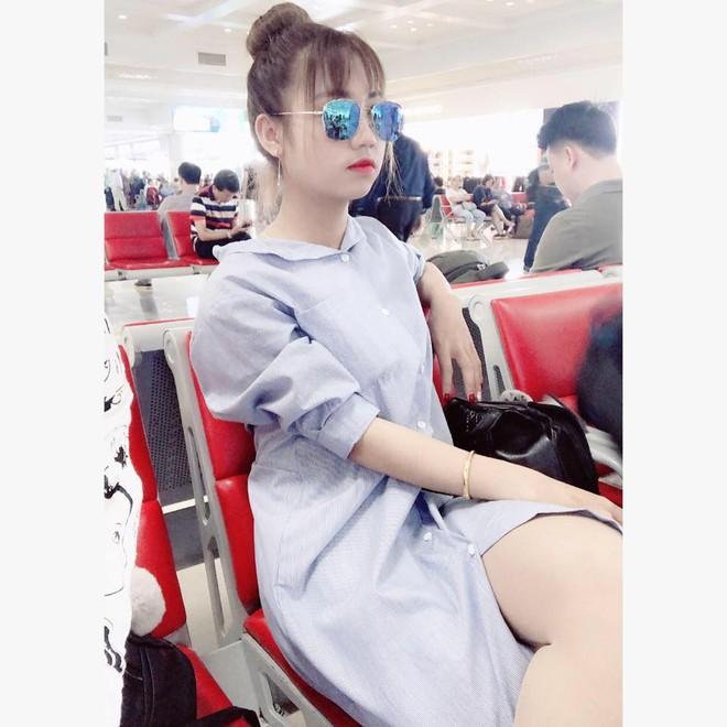 Cư dân mạng phát sốt với nữ cầu thủ hot girl của đội tuyển U19 Việt Nam, đã xinh lại còn đá bóng giỏi - Ảnh 8.